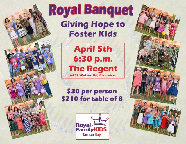 Royal Banquet Website